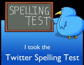 A fun little spelling test