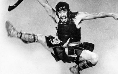 """Akira Kurosawa's """"Seven Samurai"""""""